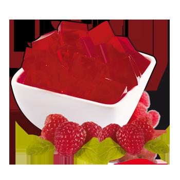 Raspberry Gelatin Mix
